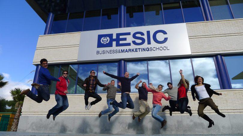 Master en Digital Business ESIC Málaga 2013