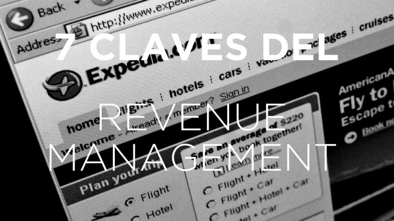 7 claves para el revenue management hotelero