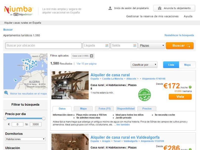 Web de Niumba